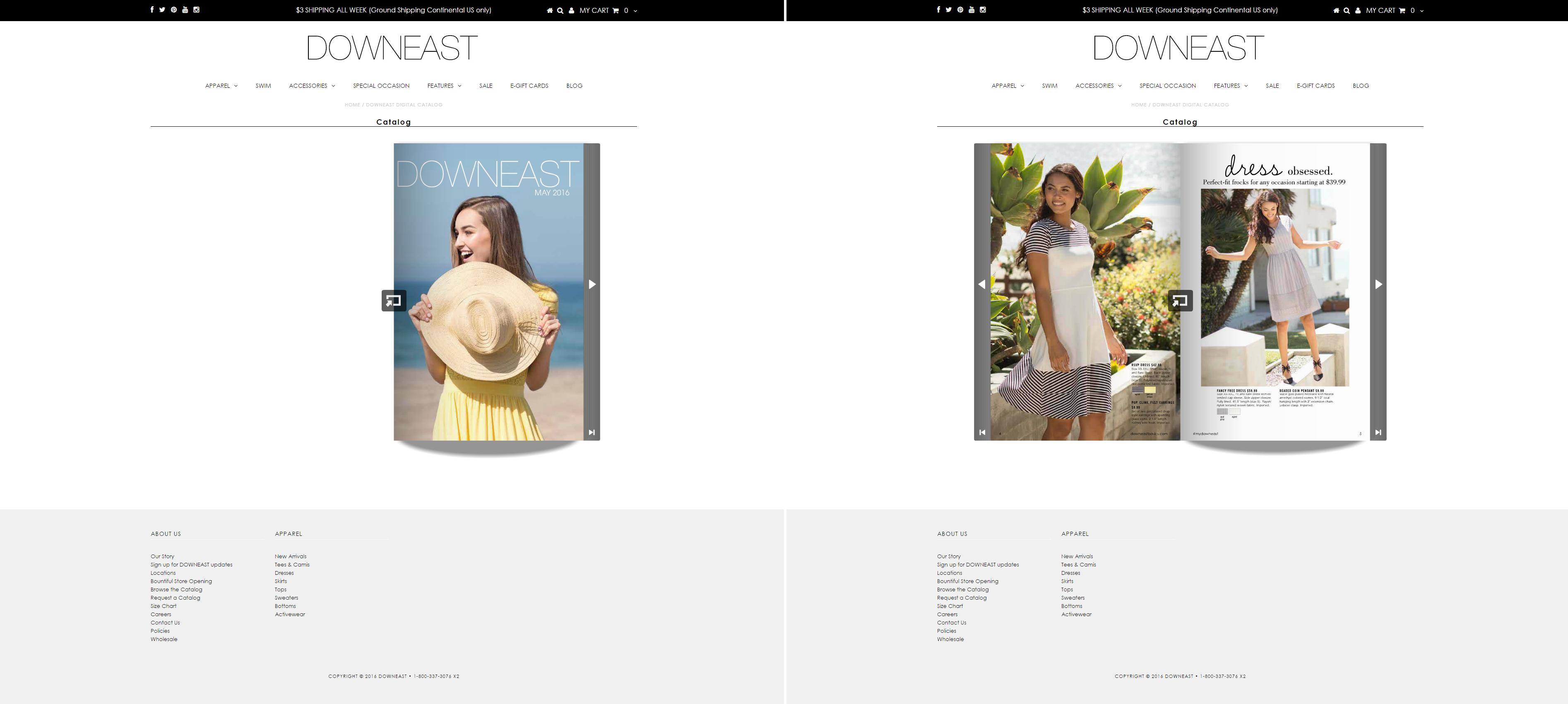 Downeast Digital Catalog – DOWNEAST